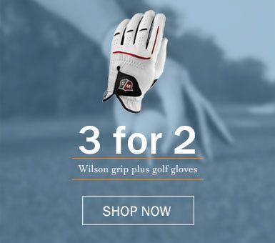 Wilson Golf Gloves 3 for 2
