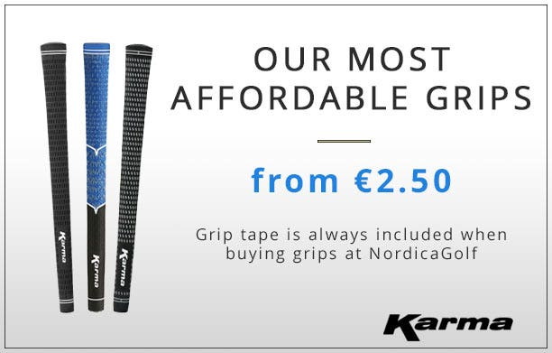 Karma Golf Grips from €2.50