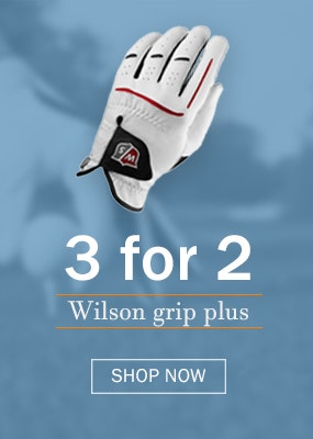 Buy 3 Wilson gloves, only pay for 2